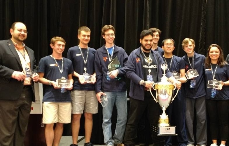 National Collegiate Cyber Defense Competition Writeup